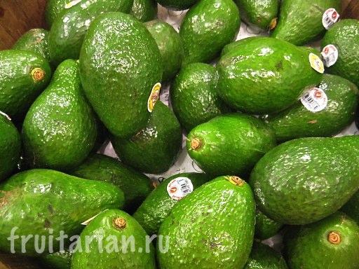 Авокадо на Пхукете