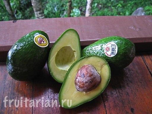 Авокадо в Таиланде