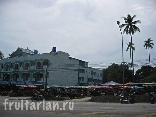 Rawai Coconut Market