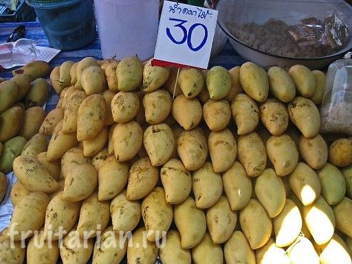 Тайские манго
