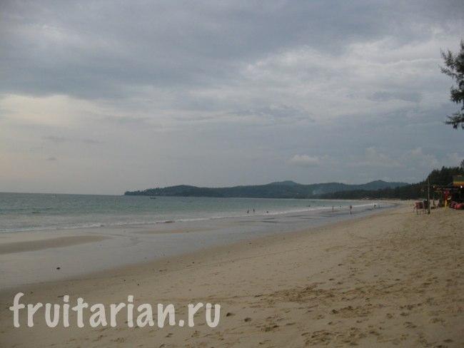Bang Tao Beach, Laguna Beach и Layan Beach
