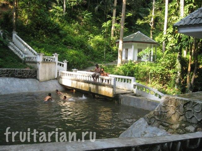Водопад Kathu на Пхукете