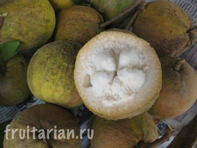 Тайское яблоко