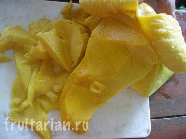 тайское манго-гигант