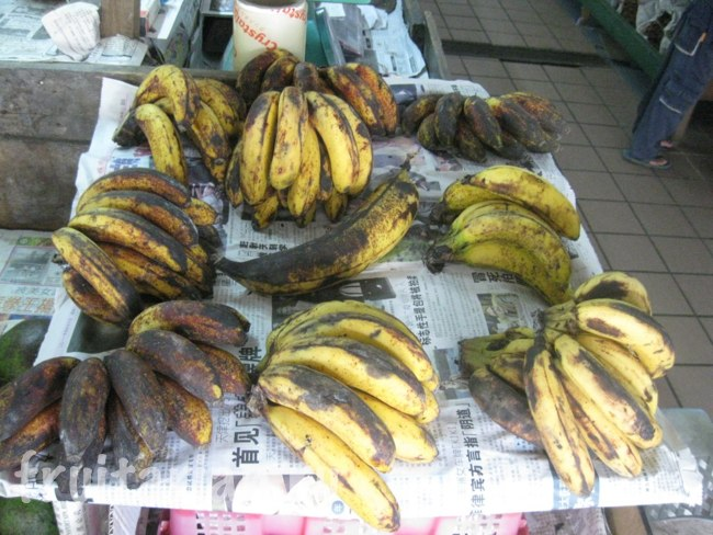 банан-гигант и другие