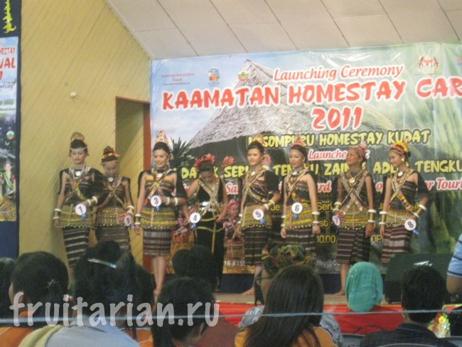 Kaamatan HomeStay Carnival