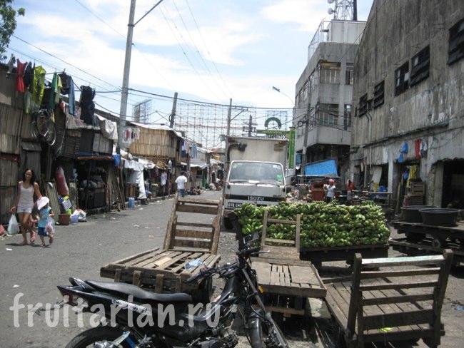 рынок Манила
