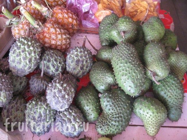 фруктовый рынок в Кундасане