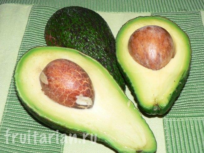 Израильские авокадо Pinkerton