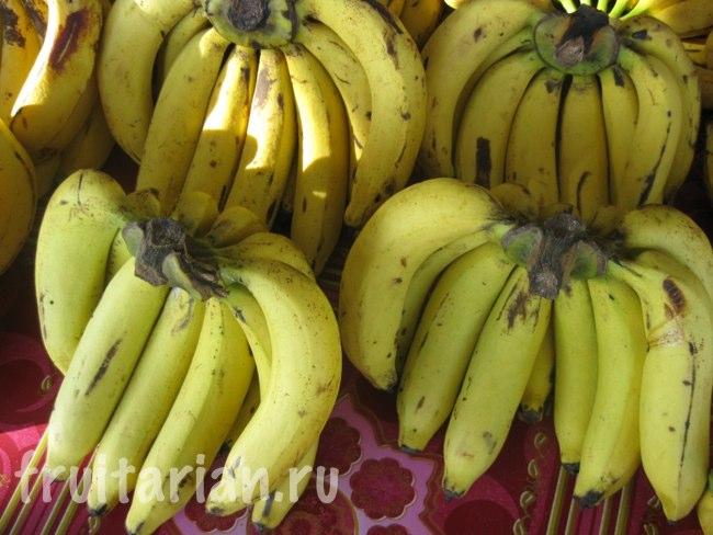 Бананы лайт