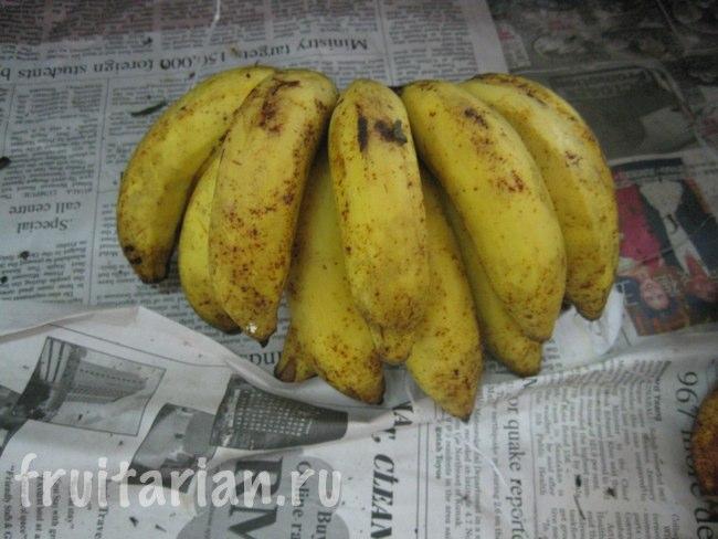 Барбарисовые бананы