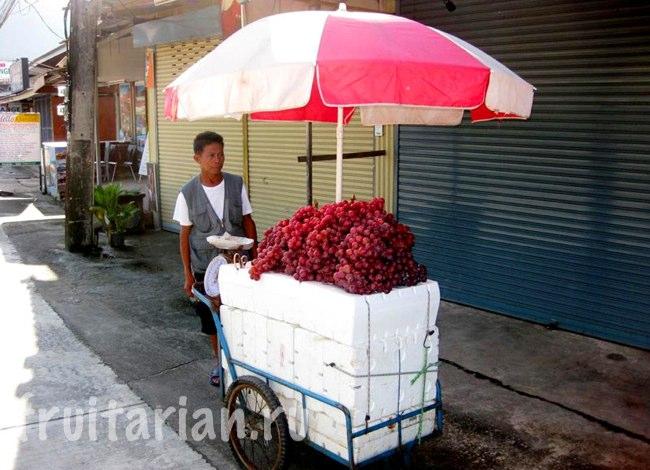 тайский виноград
