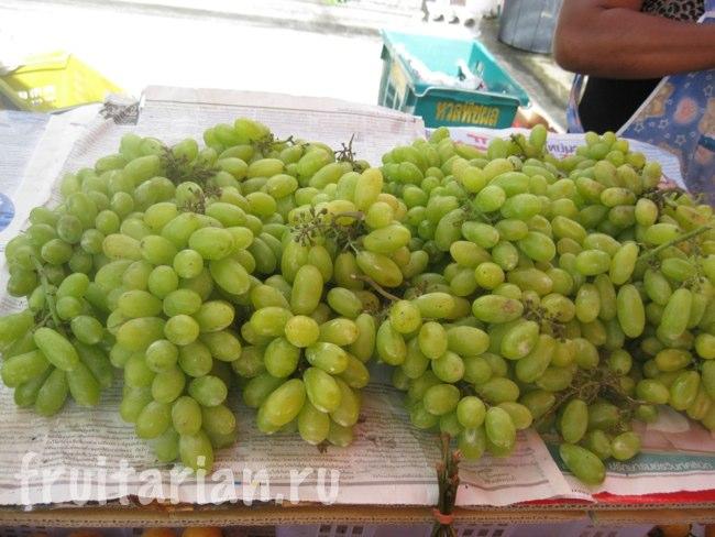 виноград Таиланд зелёный