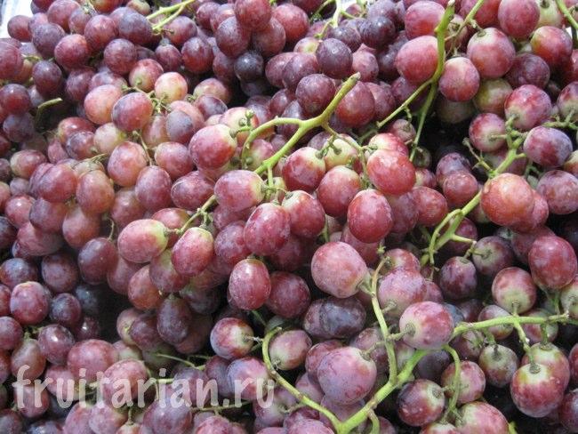 виноград красный Таиланд