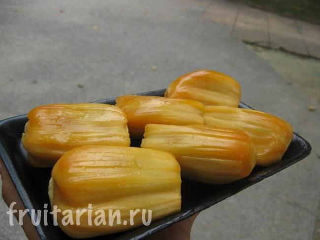 Оранжевый джекфрут