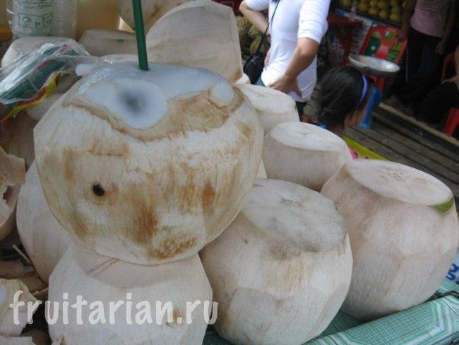 Филиппинские кокосы