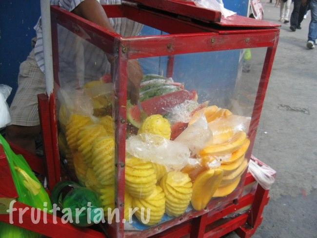 Филиппинские ананасы