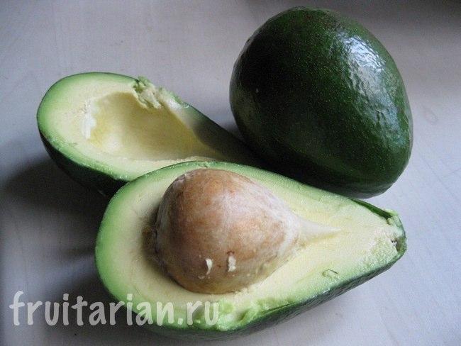 авокадо Зутано