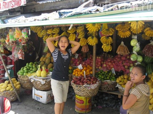 фруктовый рынок Бабак