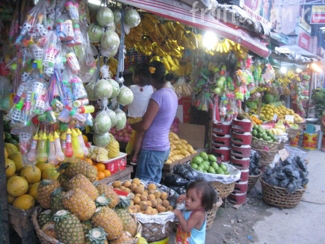 рынок в Бабаке