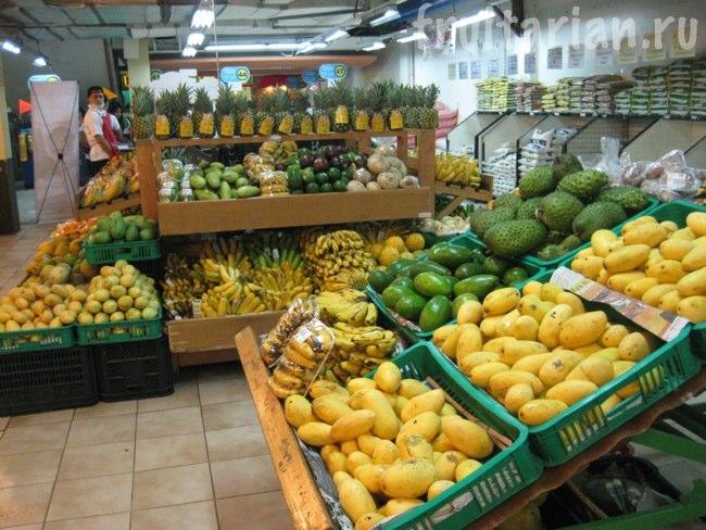 супермаркет в Давао