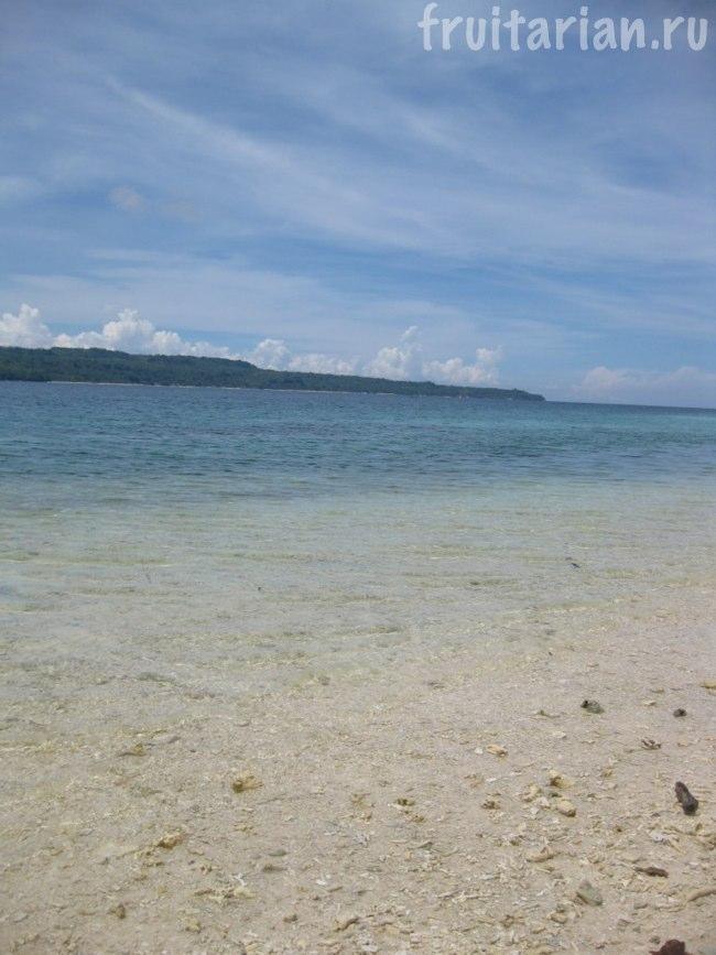 Isla Reta Beach