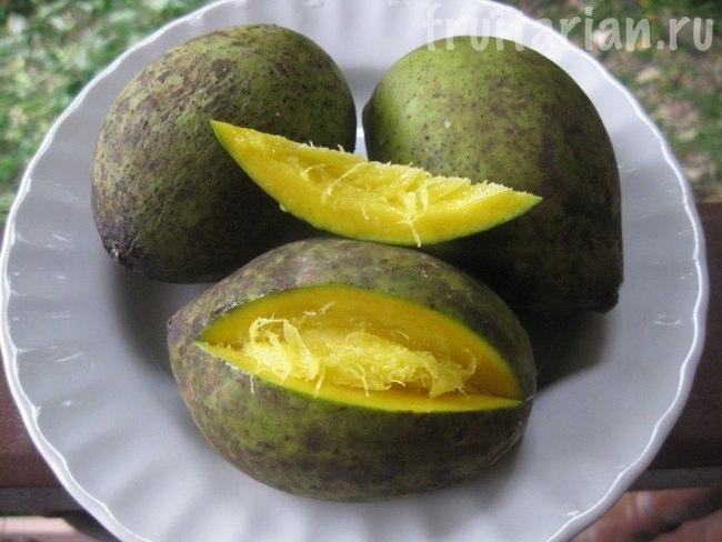 мерзкий фрукт