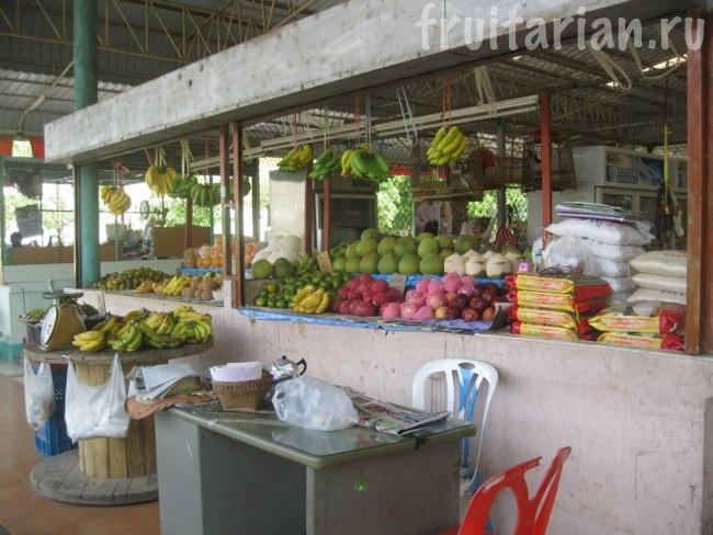 Оптовый рынок на Пангане