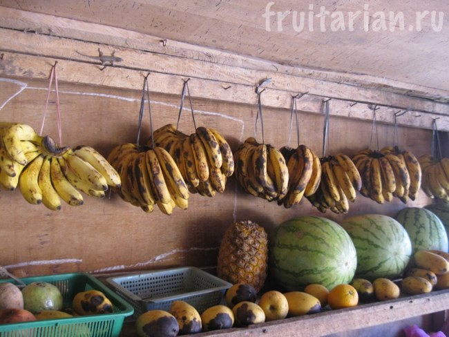 Фруктовый рынок Penaplata