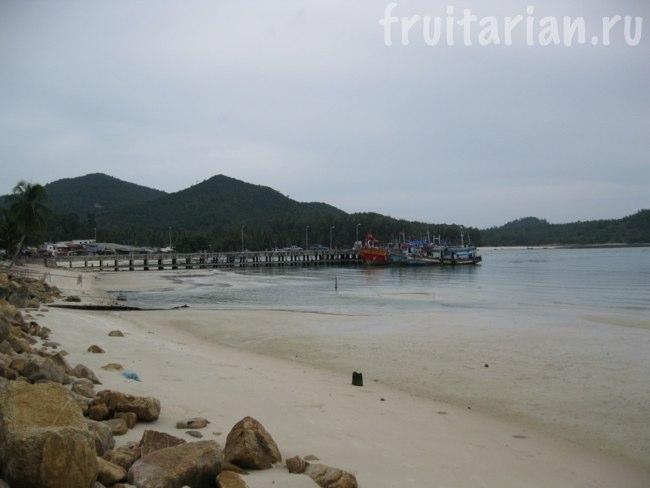 Пляж Chaloklom