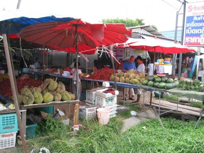 Фруктовый рынок Rawai