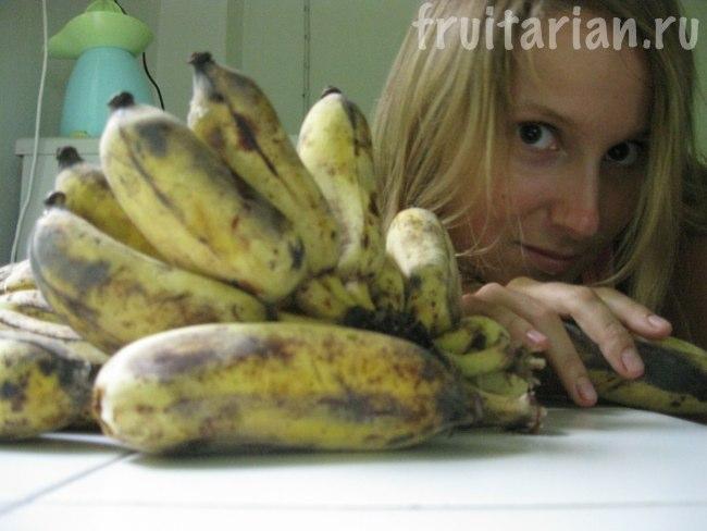 волосатые бананы