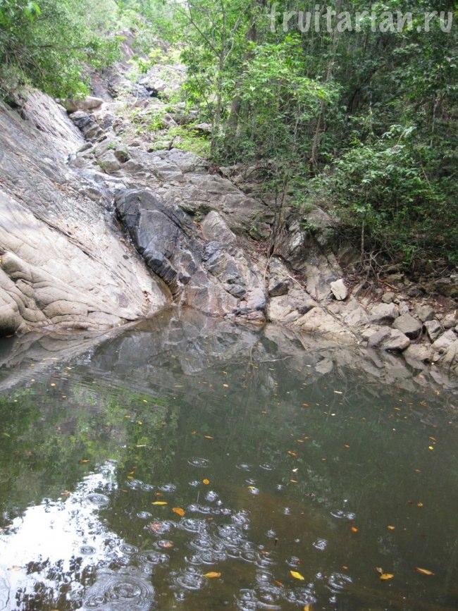 Водопад Paradise Waterfall