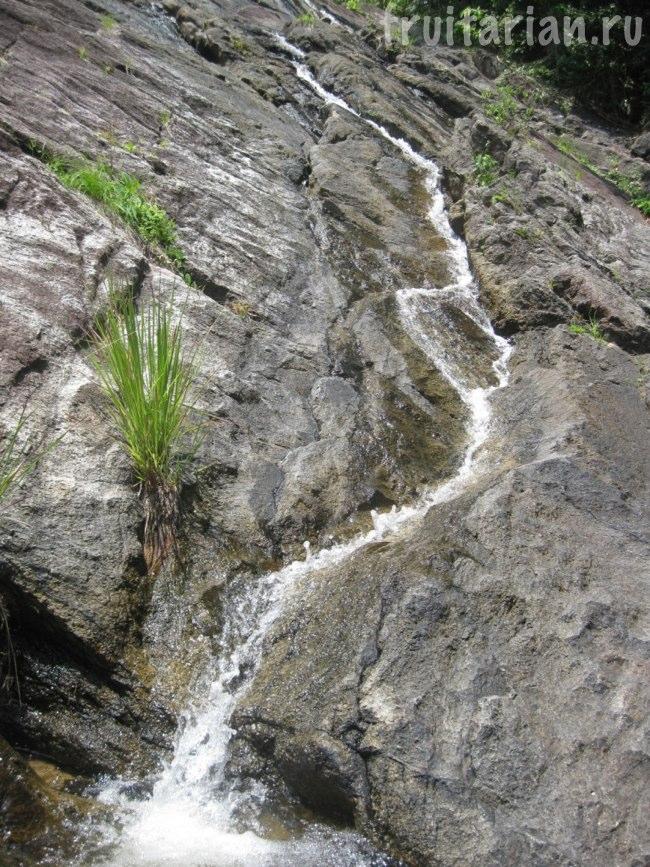 Водопад Phaeng Waterfall