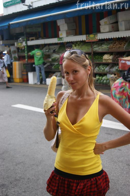 бананы Тиндок