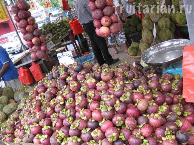 фрукты в Сингапуре