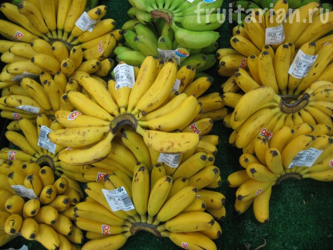 Мини бананы Dole