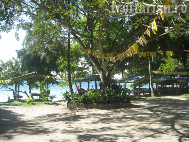 Пляж Coco Beach