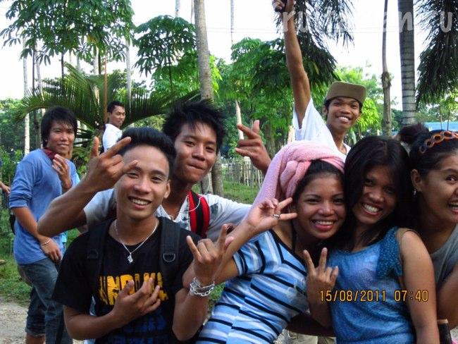 филиппинская молодёжь