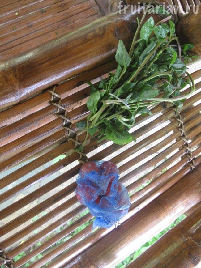 микс из дуриана