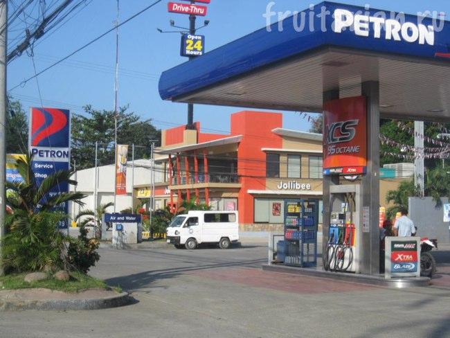 бензин и дизельное топливо