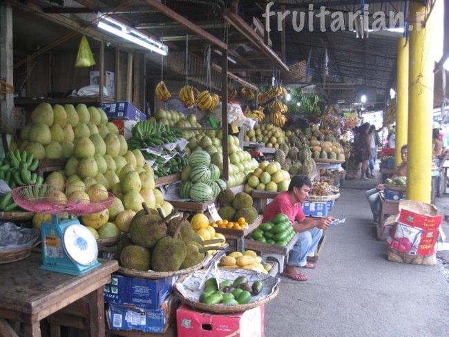Фруктовый рынок Bankerohan