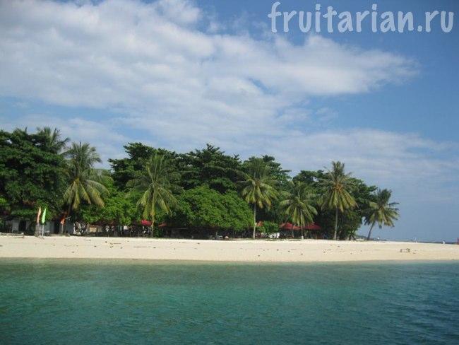 Пляж Kaputian
