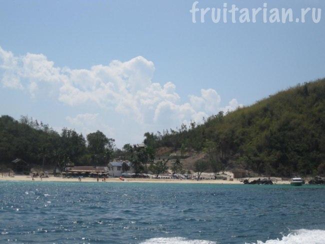 остров Ko Larn