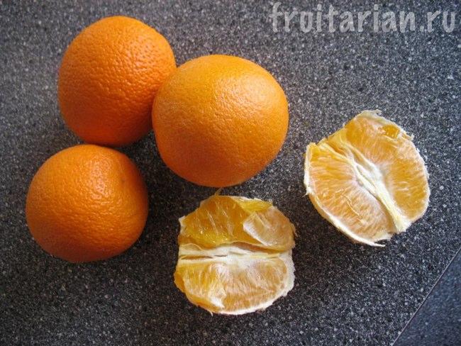 Апельсины Марокко