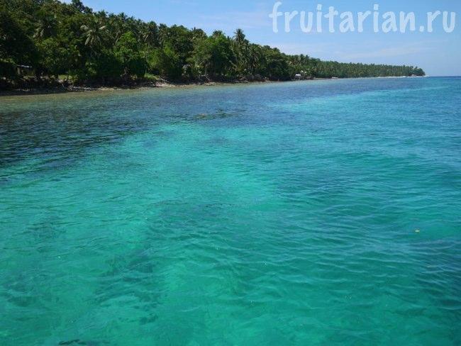 Остров Таликуд