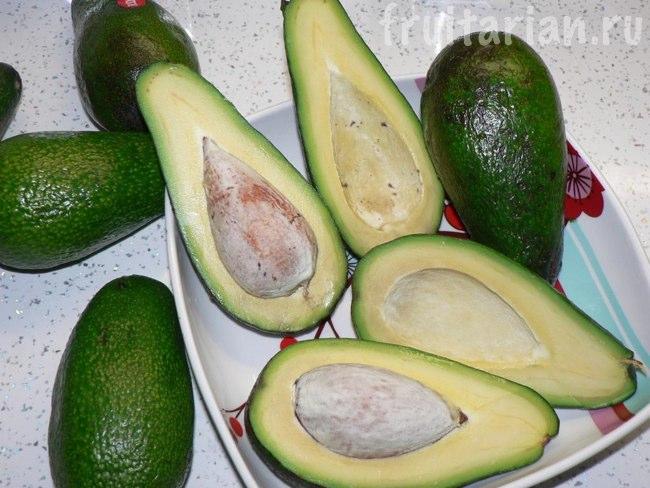 авокадо Эттингер