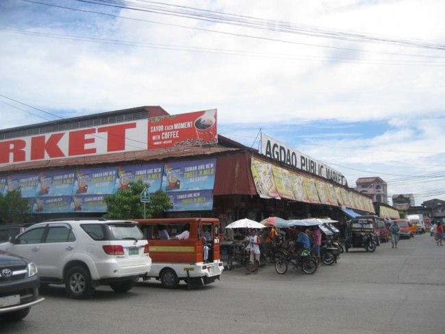 Агдао Маркет в Давао