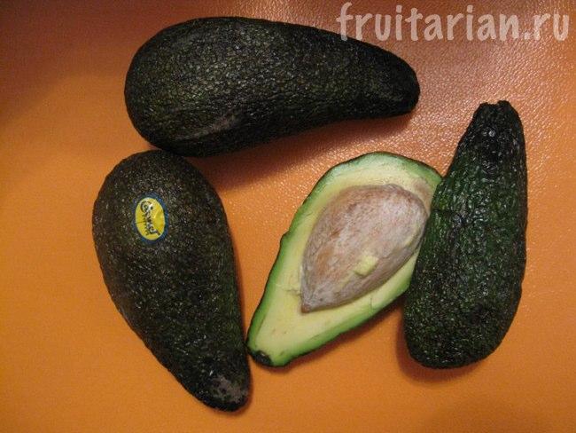 Сырные авокадо Ettinger