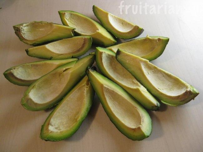 Авокадо Ettinger с грибным вкусом